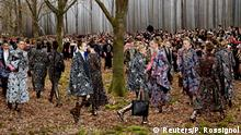 Frankreich Paris - Chanel Fashion Winter Show