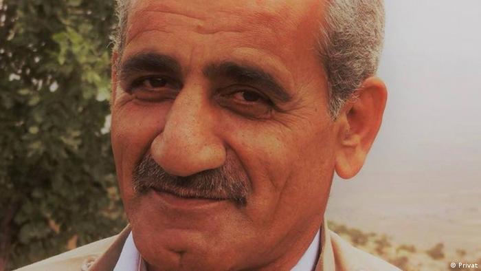 Iran - Ghader Ghaderi, der Parteikader wurde von unbekkanten erschossen (Privat)