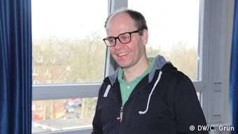 Stefan Schubert, Deputy Headmaster at Bertha-von-Suttner-Gymnasium in Oberhausen, Germany