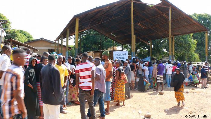 Wahlen in Sierra Leone 2018