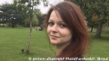 REINO UNIDO: Londres estudia petición de Rusia para ver a Yulia Skripal