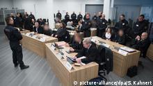 Dresden - Urteile im Prozess gegen «Gruppe Freital»