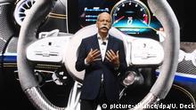 Schweiz | Autosalon Genf | Vorstandsvorsitzender Daimler AG Dieter Zetsche