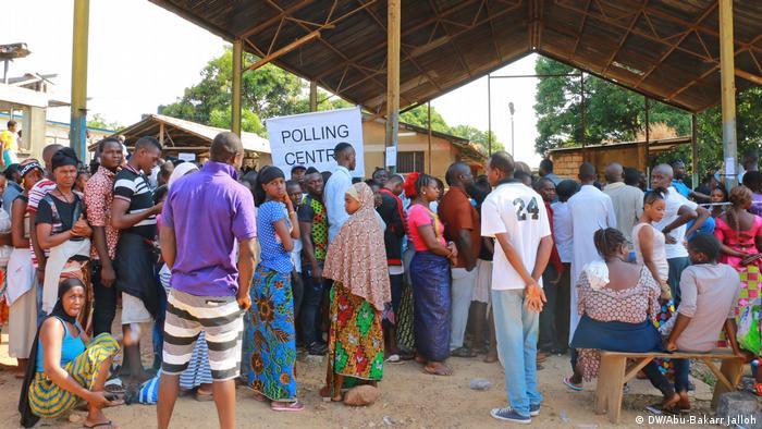 Wahlen in Sierra Leone
