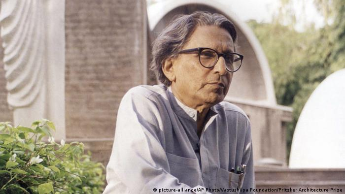 Balkrishna Doshi is 2018 Laureate of the Pritzker Architecture Prize