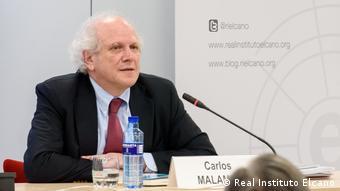 Carlos Malamud, historiador e investigador principal del Real Instituto Elcano, de Madrid.