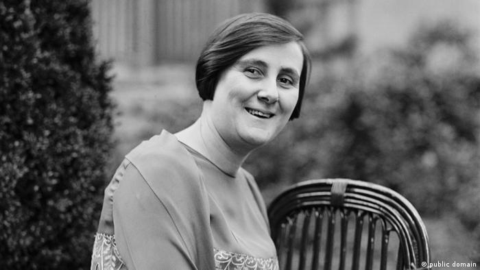 Brasilianische Zoologin und Feministin Bertha Lutz (1894-1976) (public domain)