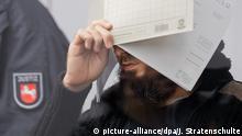 Deutschland Prozess Abu Walaa in Celle