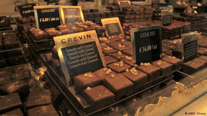 Belgien Brügge | Schokolade