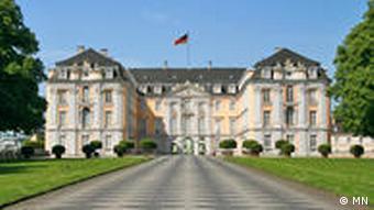 Schloss Augustusburg Brühl 04