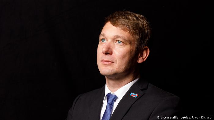 Andre Poggenburg (picture-alliance/dpa/P. von Ditfurth)