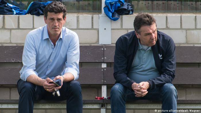 Hamburger SV - Heribert Bruchhagen und Jens Todt