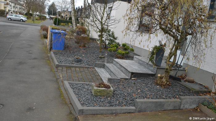 Gartenstil Schottergarten