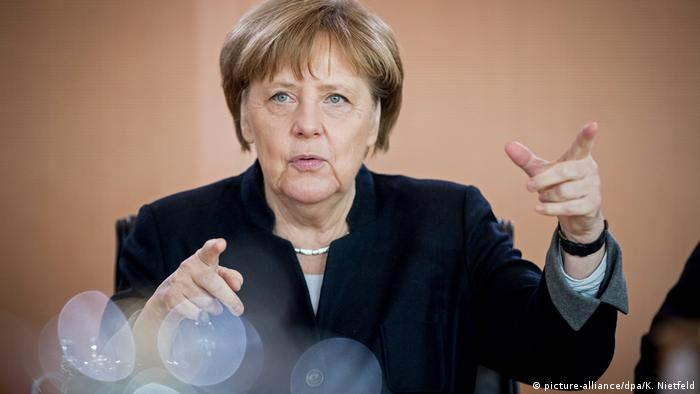 As Angela Merkel Embarks On Fourth Term As Chancellor What S New Germany News And In Depth Reporting From Berlin And Beyond Dw 12 03 2018