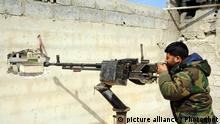 Syrien Ost Ghuta Kämpfe