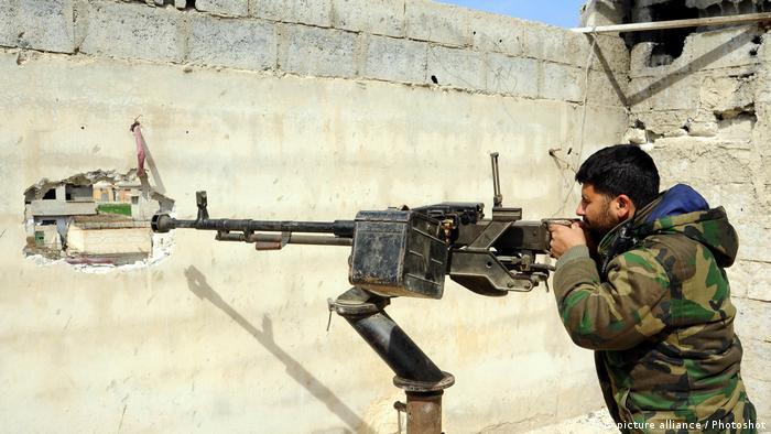 Ataques sirios en Guta Oriental dejan al menos 30 civiles muertos