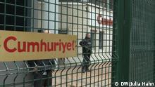 Türkei Zeitung-Medium Cumhuriyet