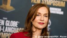 Isabelle Huppert (Getty Images/AFP/V. Macon)