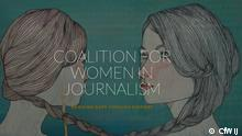 Logo Coalition for Women in Journalism