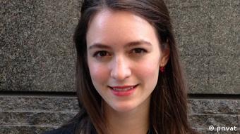Julia Ebner Extremismusforscherin (privat)