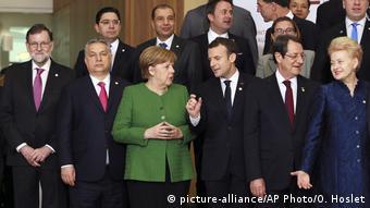 Belgien EU-Sahel-Treffen in Brüssel