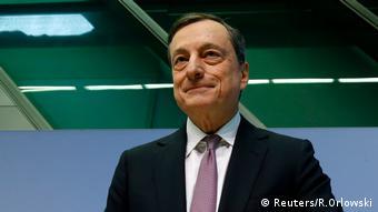 Στην ηγεσία της ΕΚΤ φαίνεται ότι ήταν γνωστό το αποτέλεσμα της μελέτης αν κρίνει κανείς από τις κατά καιρούς δηλώσεις Ντράγκι