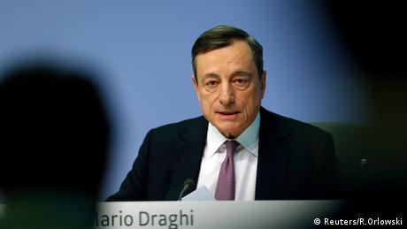 DW: Απολογισμός-αποχαιρετισμός Ντράγκι