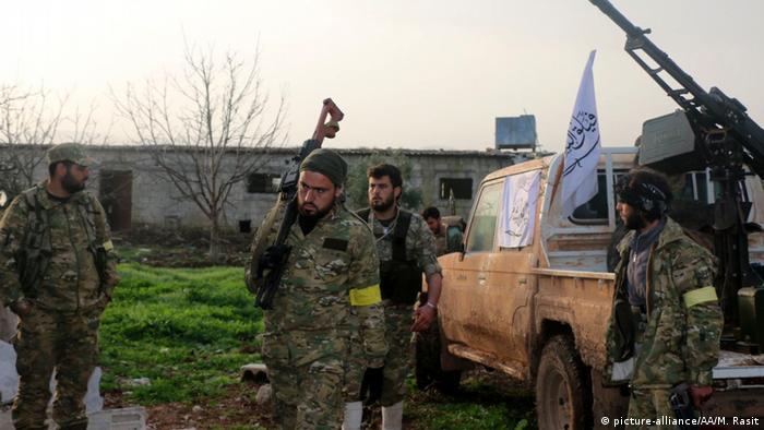 TSK Afrin'de Cinderes kasabasını ele geçirdi