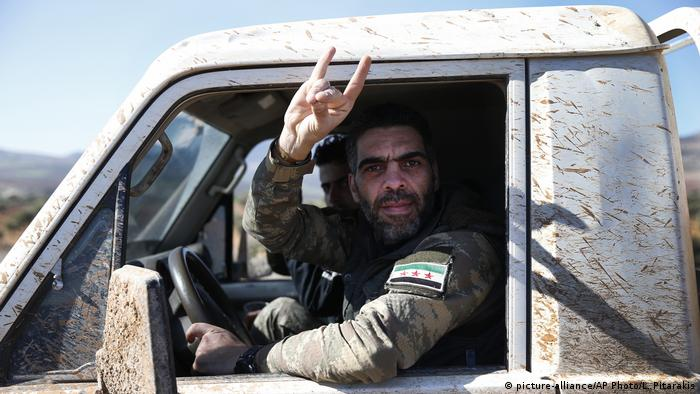 An FSA fighter