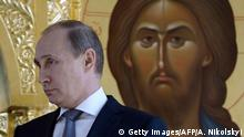 RUSSIA-POLITICS-RELIGION (Getty Images/AFP/A. Nikolskyi)