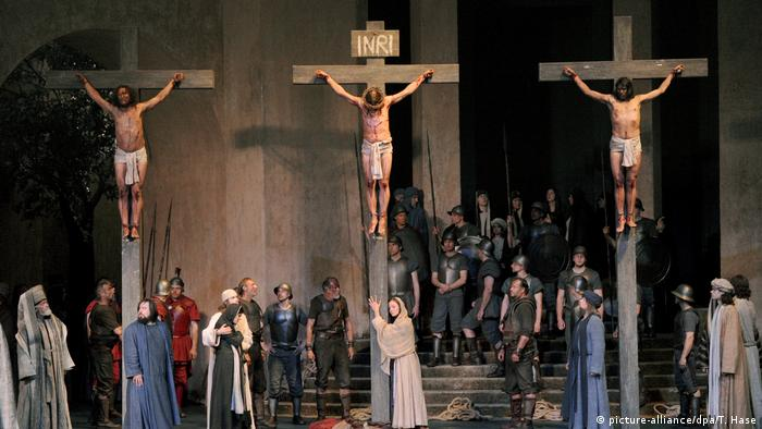 Oberammergau (picture-alliance/dpa/T. Hase)