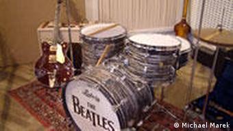 Оригинальные инструменты The Beatles
