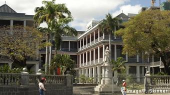 Mauritius Port Louis Parlament