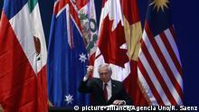 Chile Unterzeichnung Pazifik Handelsabkommen CPTPP