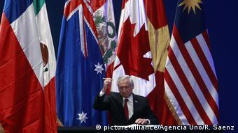 مونیوز، وزیر خارجه شیلی
