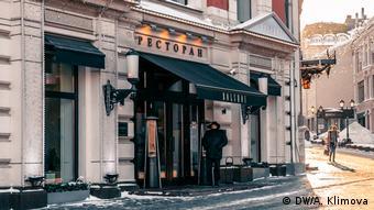 Из-за мер борьбы с коронавирусом все кафе и рестораны в Москве закрыты и несут убытки