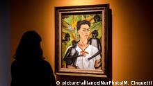 Italien Frida Kahlo Ausstellung in Mailand