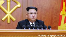 Kim Jong Un (Getty Images/AFP/KNCA)