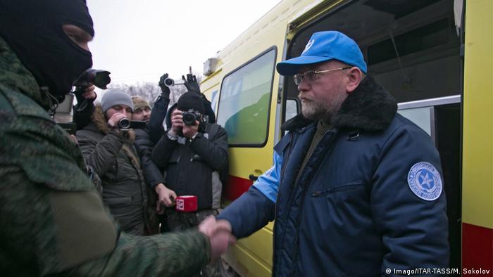 Володимиру Рубану неодноразово закидали прихільність до бойовиків так званих ДНР та ЛНР