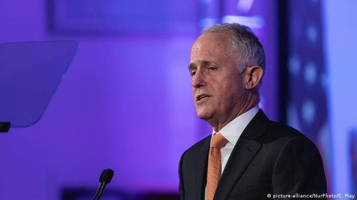 Malcolm Turnbull (picture-alliance/NurPhoto/C. May)