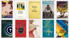 Zehn Romane für das Frühjahr