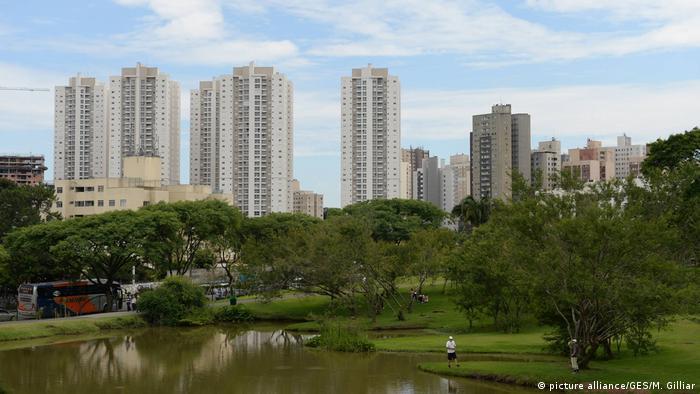 Curitiba, Brazil (picture alliance/GES/M. Gilliar)