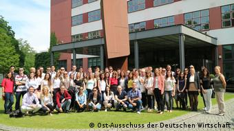Stipendienprogramm Zoran Djindjic beim BMZ (Ost-Ausschuss der Deutschen Wirtschaft)