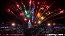 Eröffnungsfeier der Paralympischen Winterspiele in Pyeongchang
