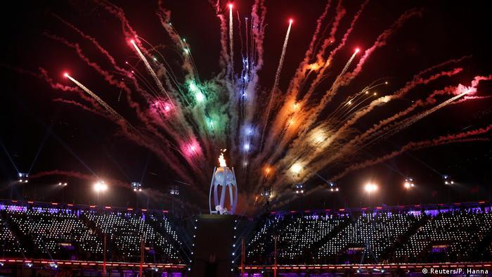 Відкриття Паралімпійських ігрор у Пхьончхані
