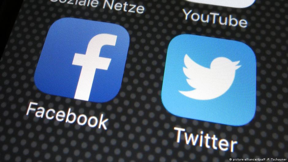 社群媒體欲重返中國?臉書、推特坦言目前無此打算