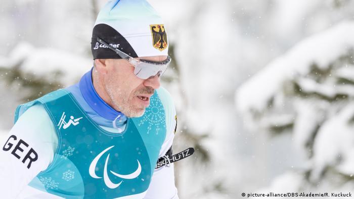 Athleten Winter-Paralympics 2018 Alexander Ehler (picture-alliance/DBS-Akademie/R. Kuckuck)