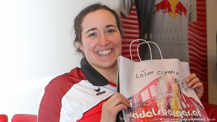 Athleten Winter-Paralympics 2018 Claudia Lösch (picture-alliance/EXPA/APA/R. Hackl)