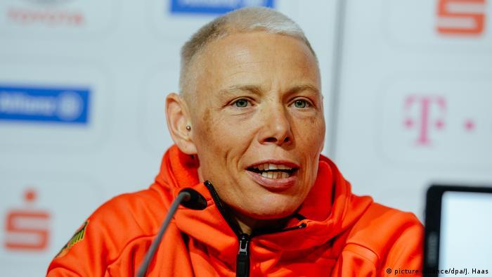 Athleten Winter-Paralympics 2018 Andrea Eskau (picture-alliance/dpa/J. Haas)