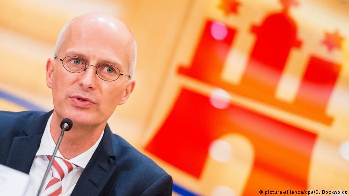 Peter Tschentscher wird Hamburger Bürgermeister